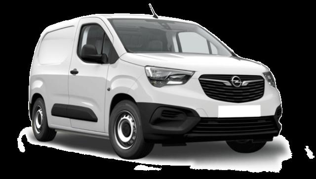 renting furgonetas opel combo