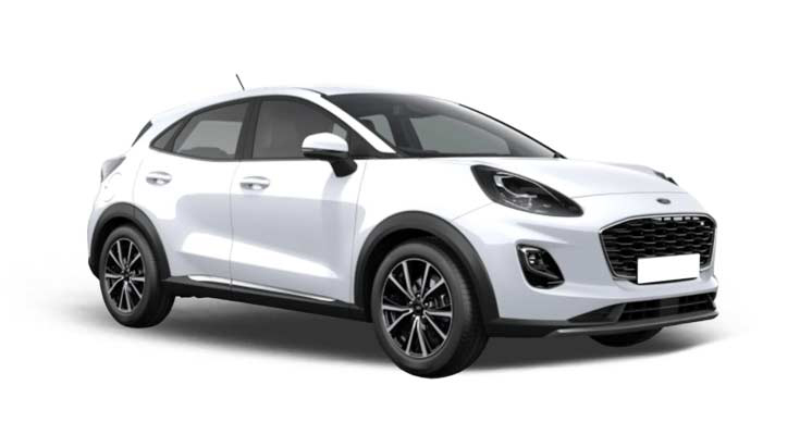 coches seguros ford puma 2021